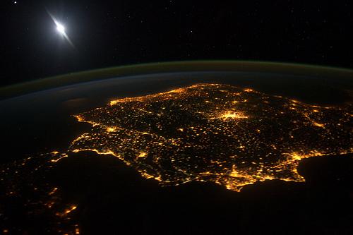 Iluminación Vial Nacional
