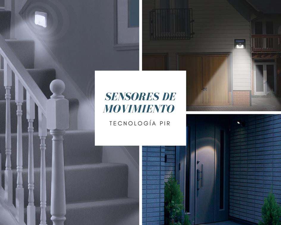 Sensores De Movimiento LED