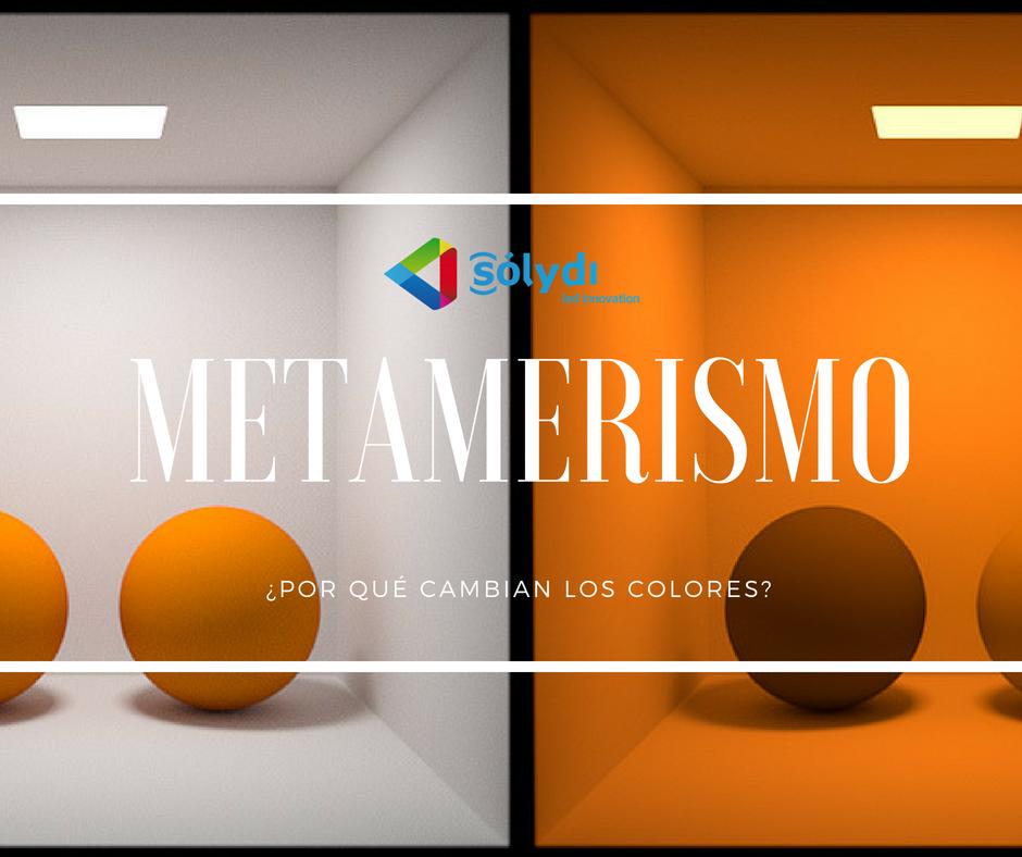Metamerismo ¿qué Es?