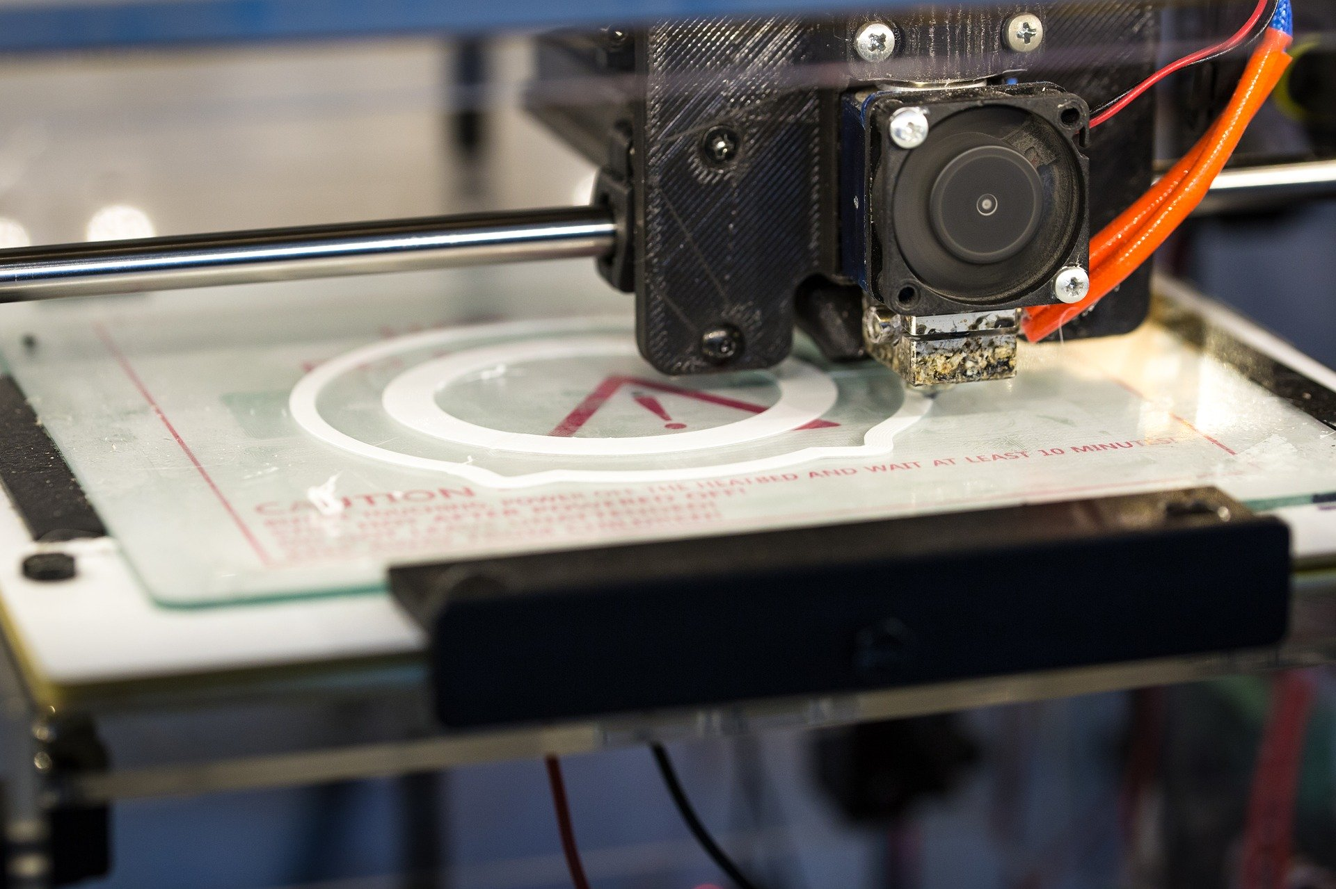 Impresión 3D En Nuestro Negocio