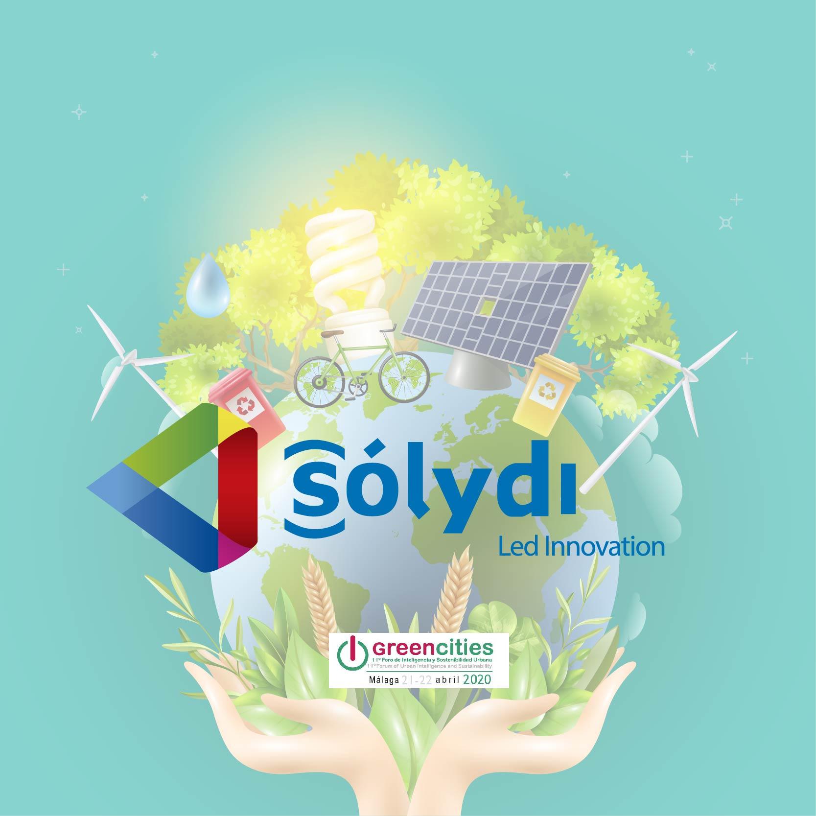 Greencities: La Feria Más Sostenible Y Tecnológica De Málaga