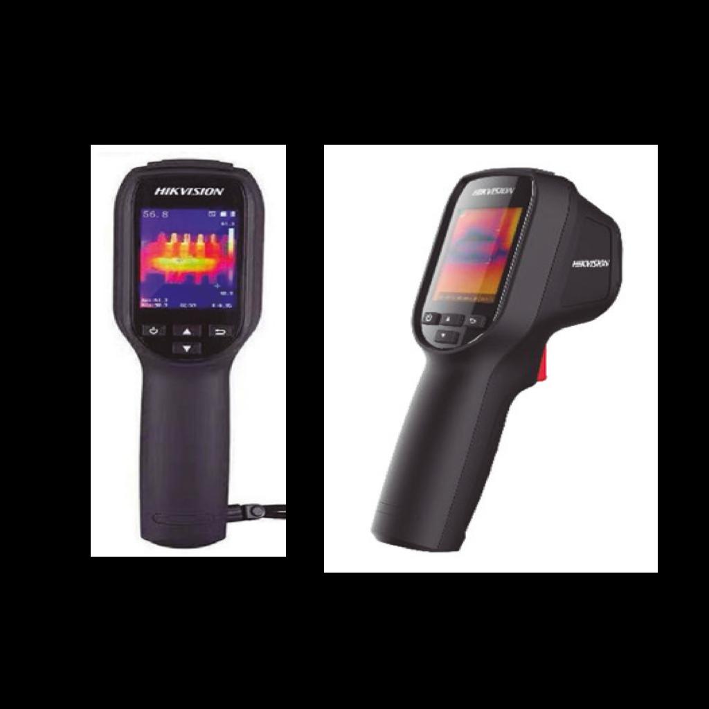 camara termografica manual