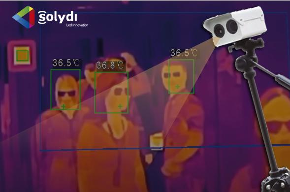 Cómo funcionan las cámaras termográficas
