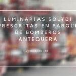 Prescripción en el nuevo Parque de Bomberos Antequera