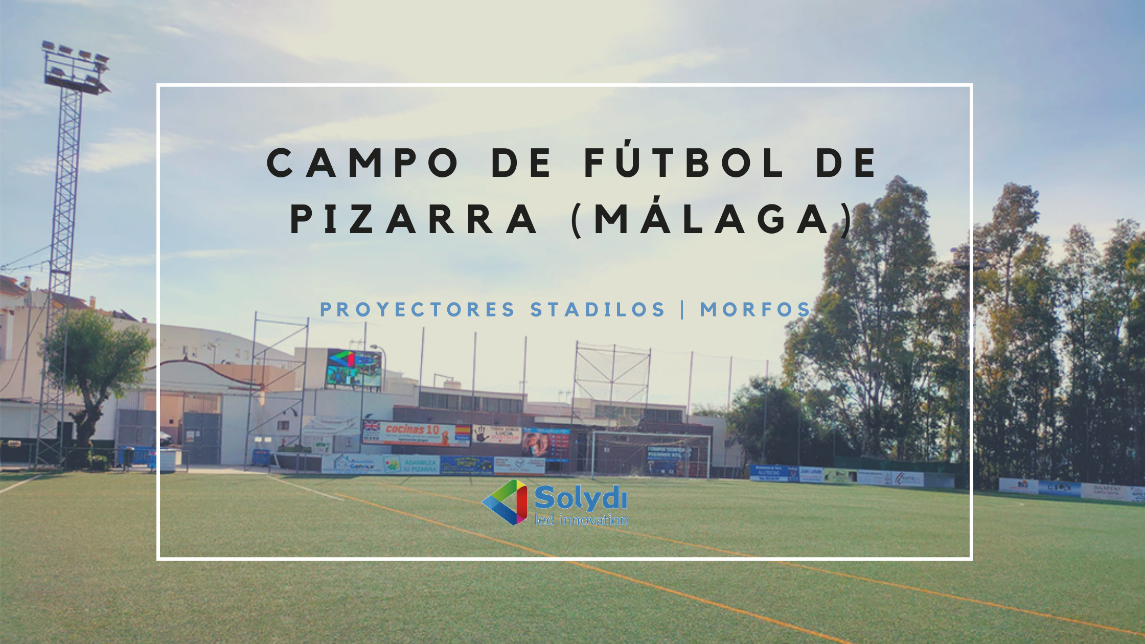 Campo de fútbol de Pizarra (Málaga)