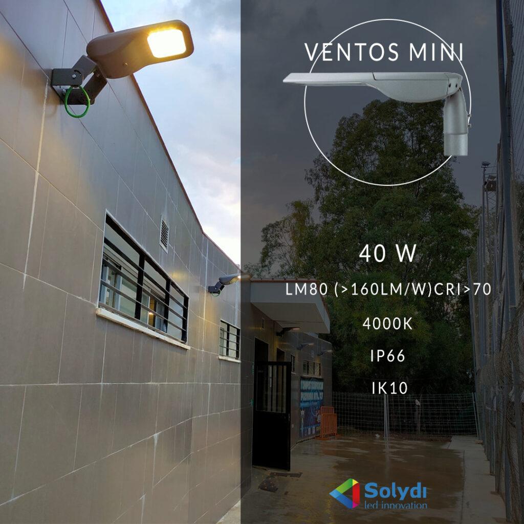 Proyector deportivo Ventos mini campo de futbol pizarra