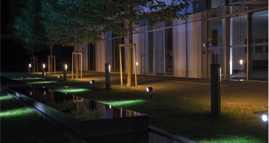 Iluminación Solar Jardines