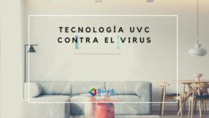 Tecnología Ultravioleta contra virus