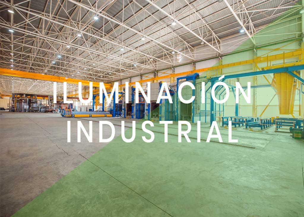 Iluminación led Industrial