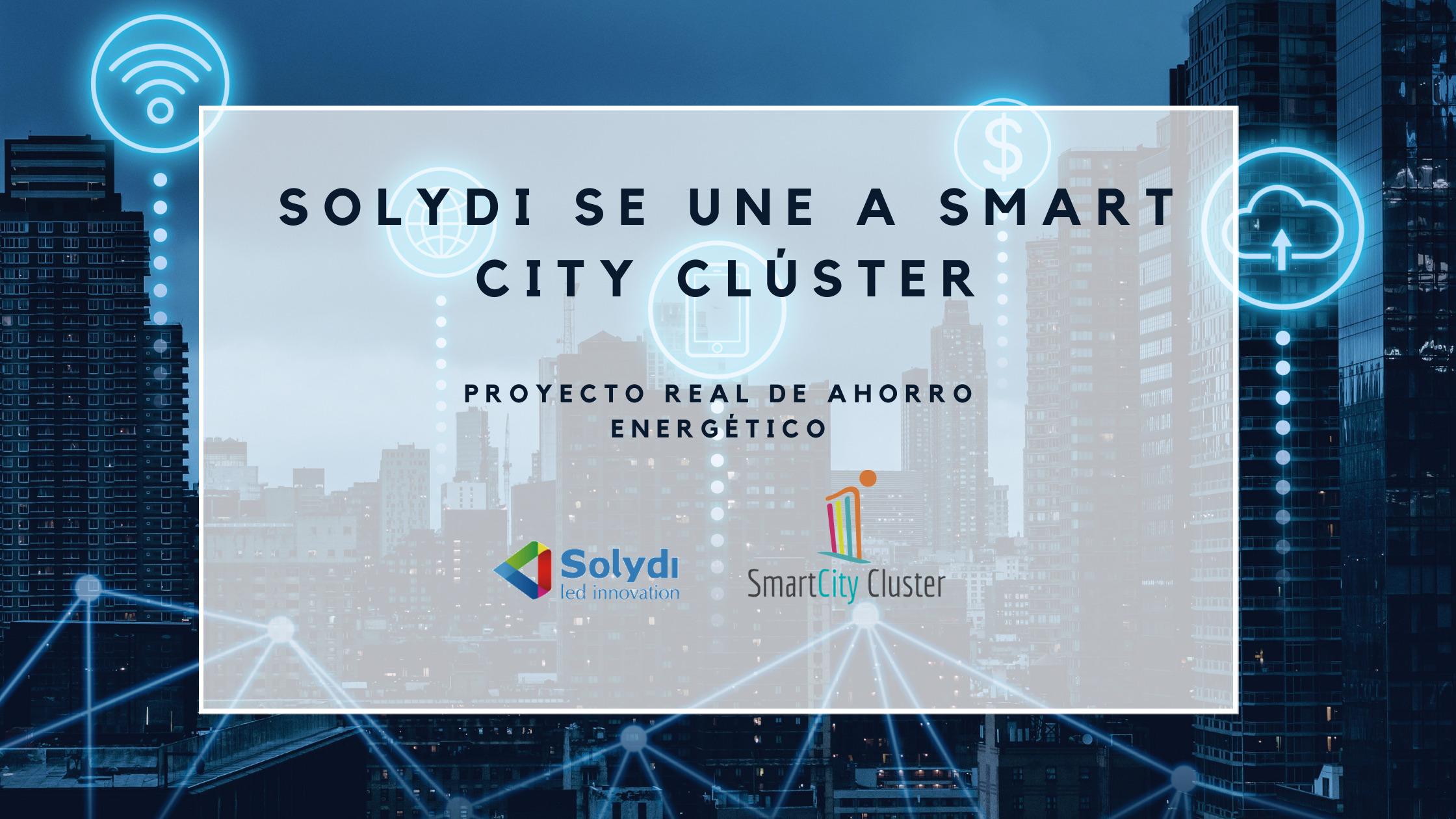 Solydi se une al Clúster Smart City